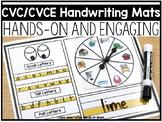 CVC/CVCE Handwriting Mats