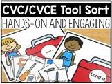 CVC/CVCE Tool Sort