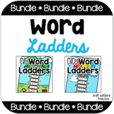 CVC & CVCe Word Ladders Bundle