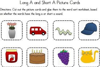 Phonics Bundle-CVC & CVCe Worksheets, Long & Short Vowel Games, Sight Word Work