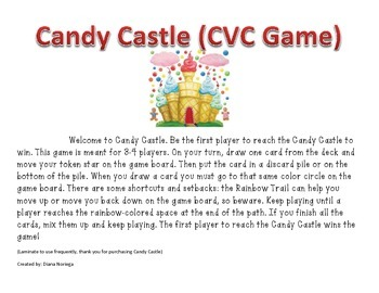 CVC Candy Castle