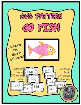 CVC Card Game: Go Fish