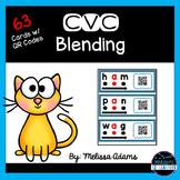 CVC Cards with QR Codes