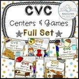 CVC Centers and Games FULL SET BUNDLE
