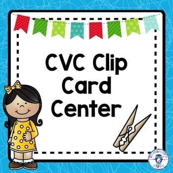 CVC Clip Card Center