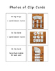 CVC Clip Cards Pack