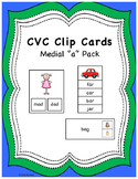 CVC Clip Cards Pack