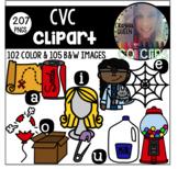 CVC Clipart Bundle