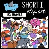 CVC Clipart: Short I