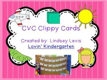 CVC Clippy Cards
