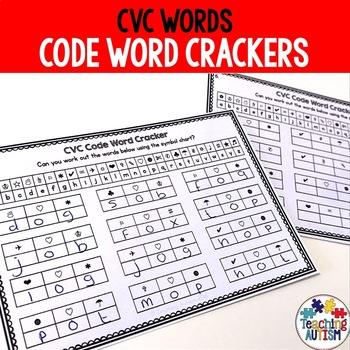 CVC Code Word Cracker