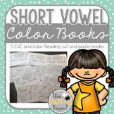 CVC Color Little Books