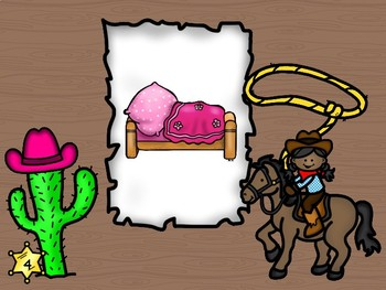 CVC Corral  See, Spell and Sort PowerPoint Activities