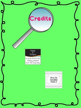 CVC- Crack the Code Freebie