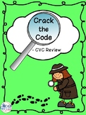 CVC- Crack the Code Freebie