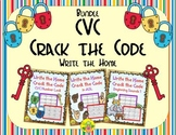 CVC Crack the Code Write the Home Bundle | Distance Learning