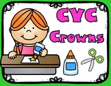 CVC Crowns: CVC Word Work