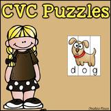 CVC Cut Apart Puzzles