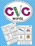 CVC Cut & Paste Packet