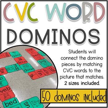CVC Domino Game
