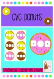 CVC Donuts 'Write and Wipe'
