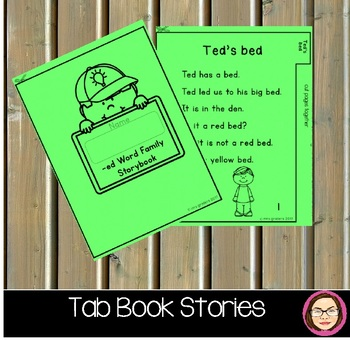 CVC E EASY TO READ TAB BOOK STORIES