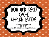 CVC-E Roll and Read 4 Pack Bundle