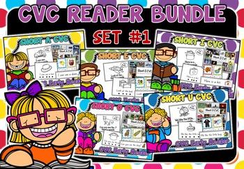 CVC Early Reader Bundle #1