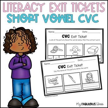 CVC Exit Tickets