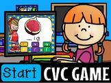 CVC LAST SOUND POWERPOINT GAME(free sample)