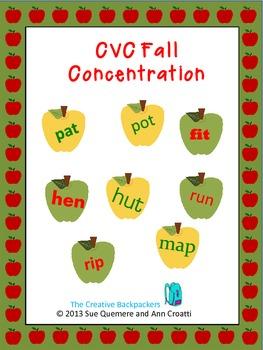 CVC Fall Concentration