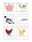 CVC Farm Animals