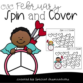 CVC February Spin & Cover Games