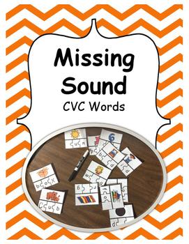 CVC Find the Missing Sound