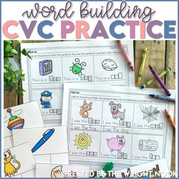 CVC Finish the Sentence