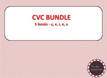 CVC Flip Book Bundle