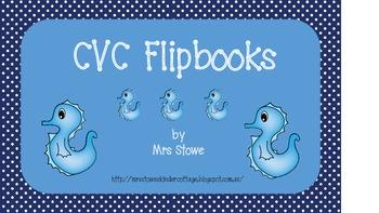 CVC Flipbook