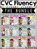 CVC Fluency THE BUNDLE