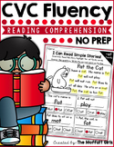 CVC Fluency: Reading Comprehension