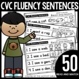 CVC Fluency Sentences