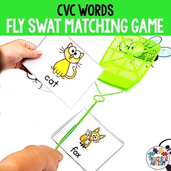 CVC Activity: Fly Swat Game
