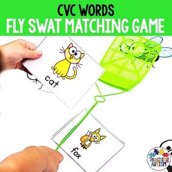 CVC Activity: Fly Swat Game