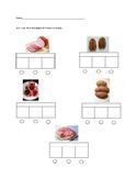 CVC Food Words