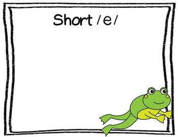 CVC Frogs