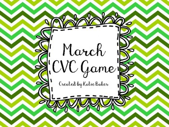 CVC Game: March Edition