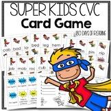 CVC Game for Fluency Practice