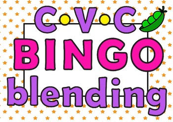CVC Games Blending BINGO