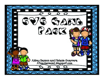 CVC Games Pack