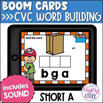 CVC Games Word Building