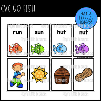CVC Go Fish